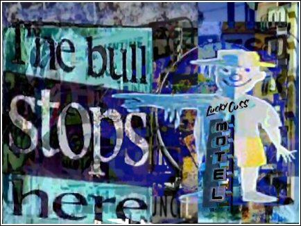the bull stops here