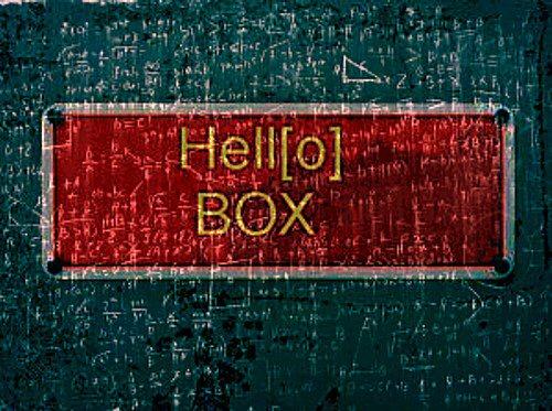 Hell[o]box