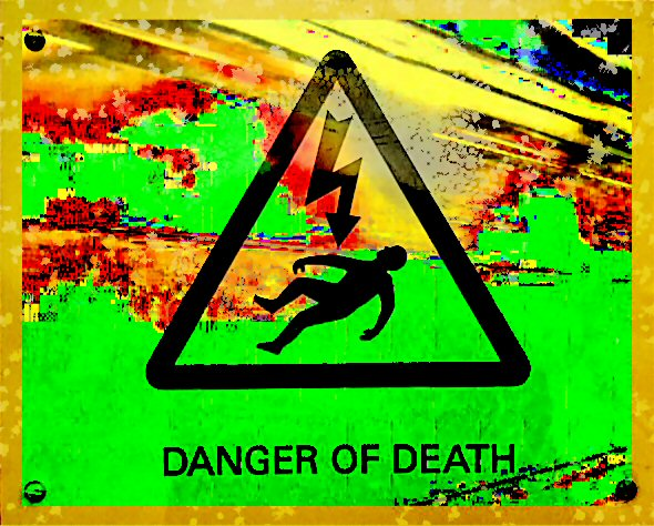 sign: death